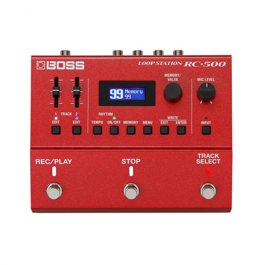 BOSS RC-500 2track Loop Station