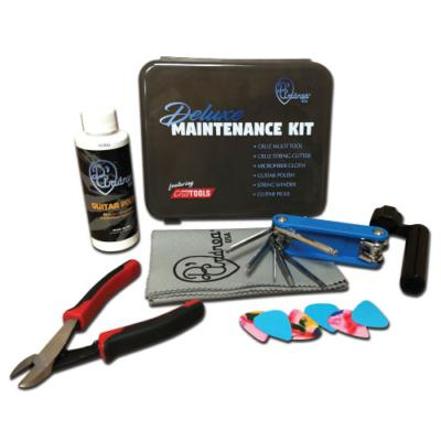 D'Andrea Deluxe Guitar Maintenance Kit w/Cruz Tools