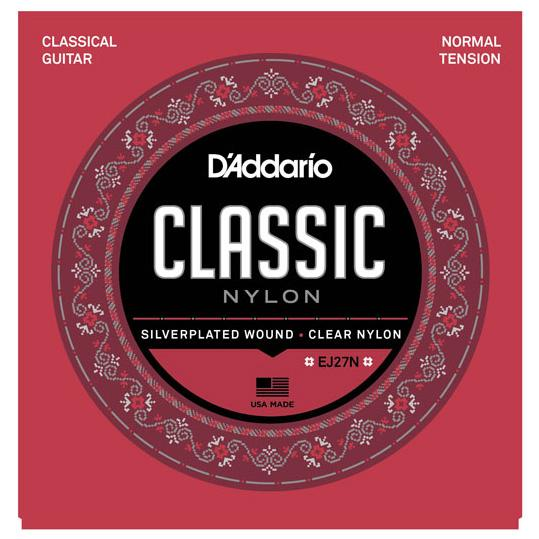 D'Addario EJ-27N Normal Tension