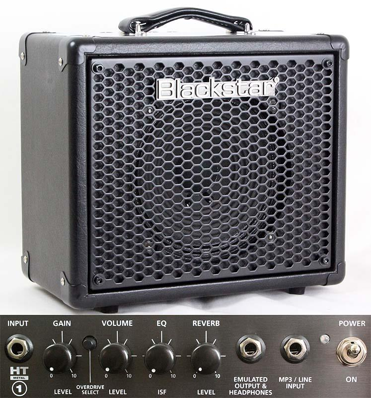 Blackstar HT-1 Metal Combo
