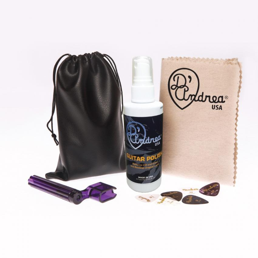 D'Andrea Acoustic Care Kit