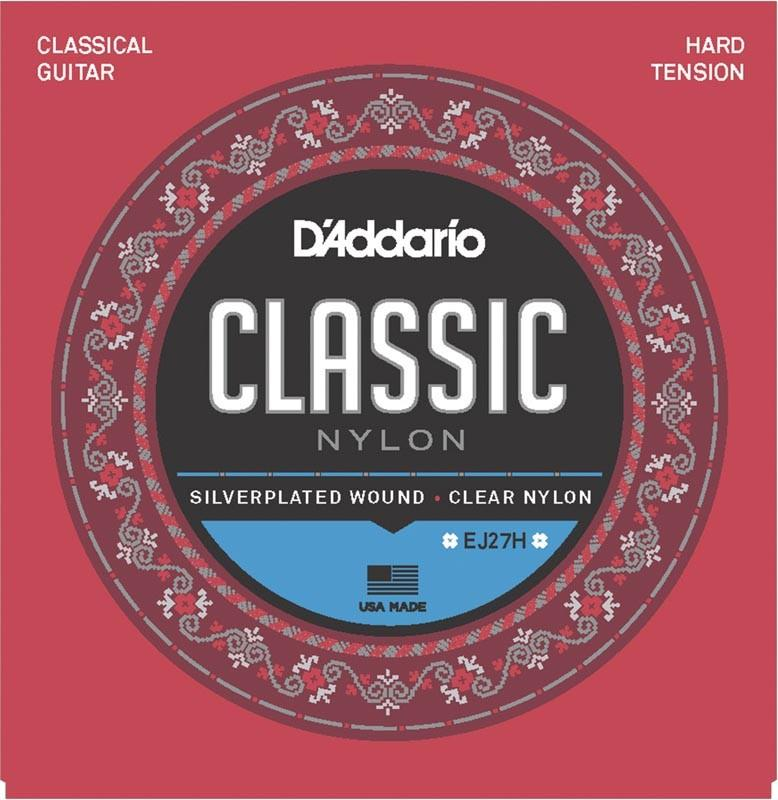 D'Addario EJ-27H High Tension