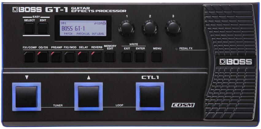Boss GT-1 Guitar Effect Processor