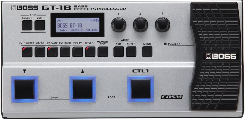 Boss GT-1B Bass Effect Processor