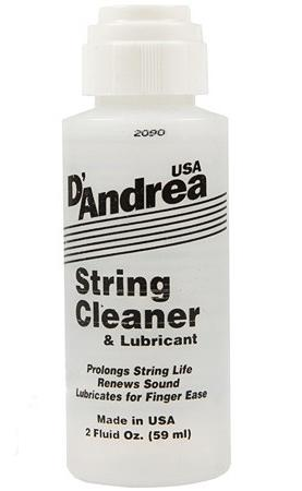 main D'Andrea String Cleaner & Lubricant