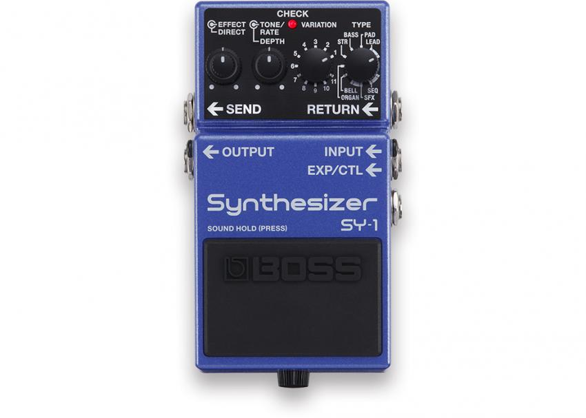 Boss SY-1 Syntesizer