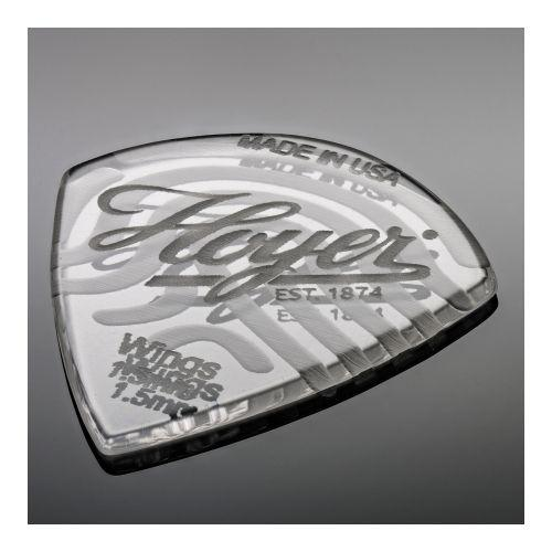 Hoyer Wings Standard 2.0mm Polished